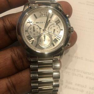A Michael Kors watch
